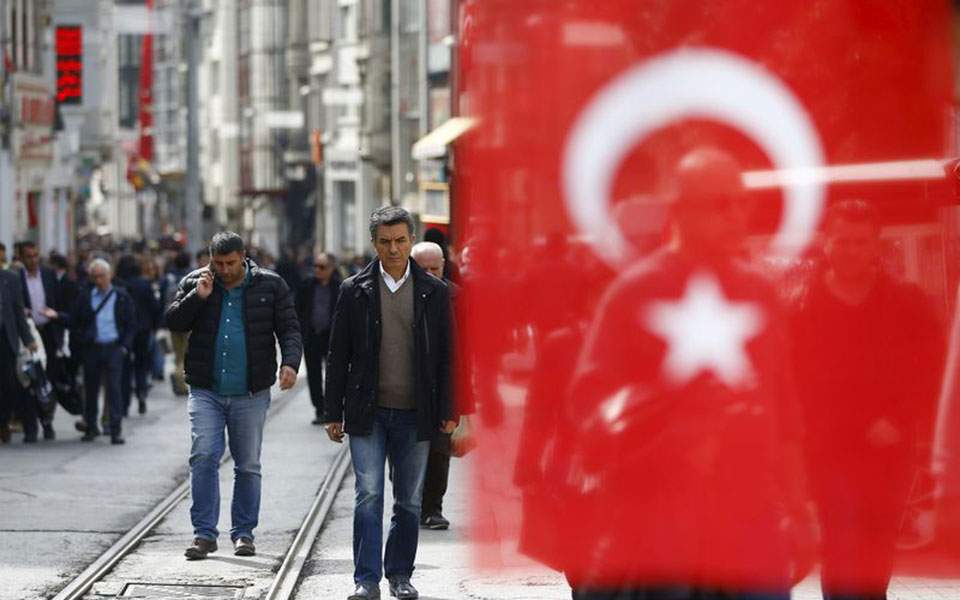 Υποβάθμισε το αξιόχρεο της Τουρκίας η Moody's