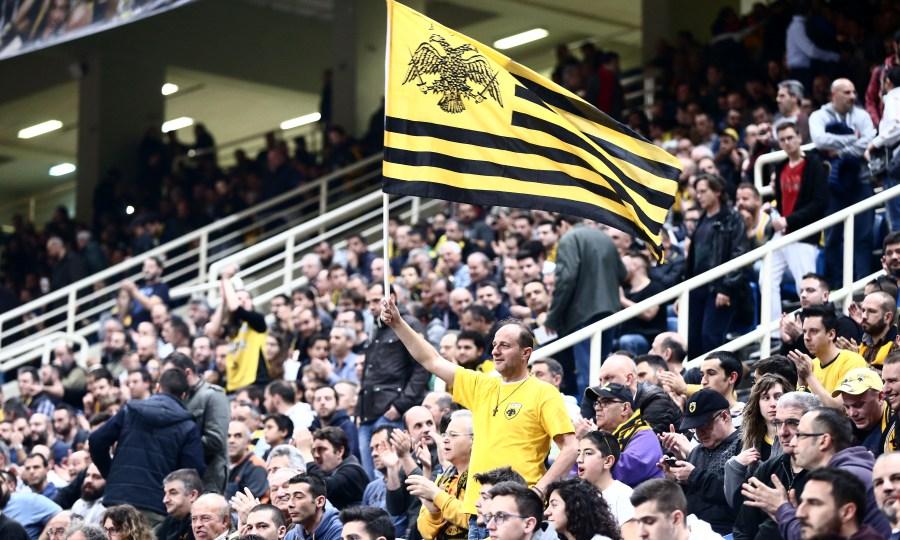 Απαγορεύτηκε η μετακίνηση οπαδών της ΑΕΚ στην Αμαλιάδα