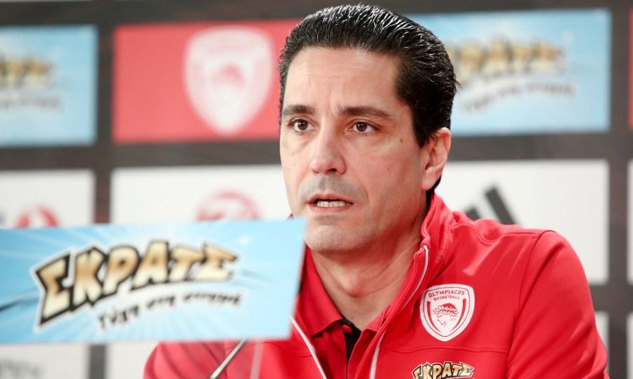 Σφαιρόπουλος: «Έτοιμοι για ένα… ύπουλο παιχνίδι»