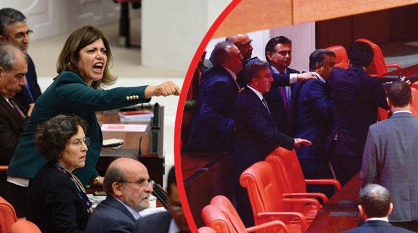 Ξύλο στην τουρκική Βουλή για την επιχείρηση στην Αφρίν της Συρίας