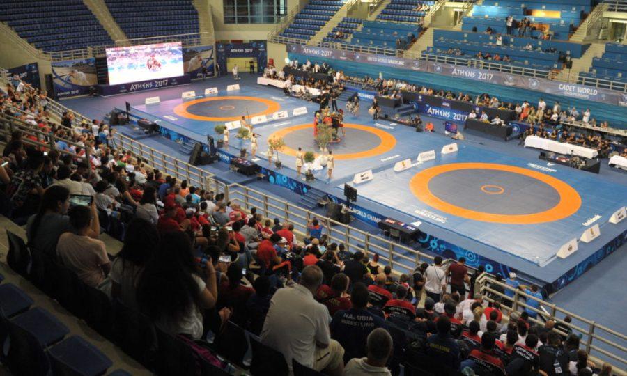 Η Θεσσαλονίκη έτοιμη να υποδεχτεί το Πανελλήνιο Πρωτάθλημα πάλης Ε-Ν
