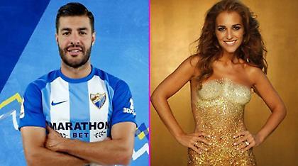 Ζευγάρι με διάσημη ηθοποιό Ισπανός πρώην άσος του Ολυμπιακού