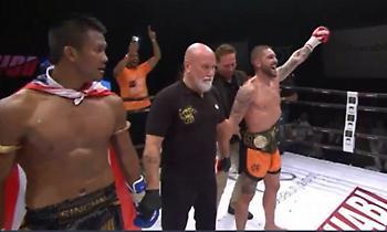 Μεγάλη έκπληξη στο Muay Thai! Ηττήθηκε ο Buakaw! (video)