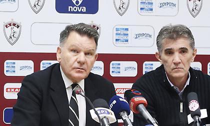 Κούγιας: «Ο Ντόστανιτς ήθελε για βοηθό του έναν αρτοποιό, εξαντλήθηκε η υπομονή μου»