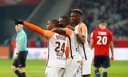 «Βουλιάζει» κι άλλο η Λιλ προς τη Ligue 2!
