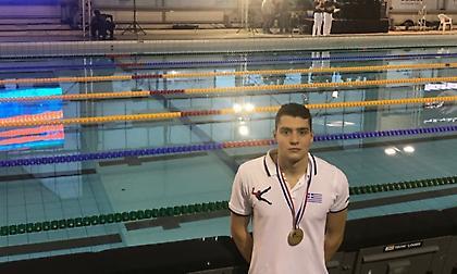 Τρία μετάλλια το Σάββατο οι Έλληνες κολυμβητές