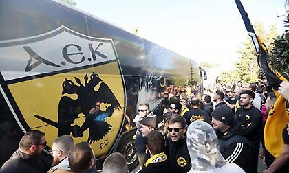 Η ΑΕΚ έπρεπε να βρίσκεται ήδη στην Αθήνα, αλλά…