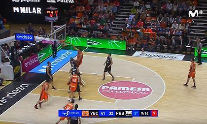 Τρομερές φάσεις στο Top 7 της ACB (video)