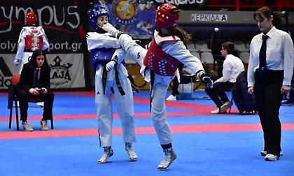 Ο Άτλας Περιστερίου πρώτος στο Πανελλήνιο Πρωτάθλημα εφήβων/νεανίδων τάε κβον ντο