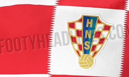 Η φανέλα της Κροατίας στο Μουντιάλ