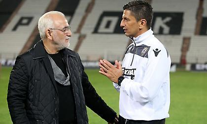 Λουτσέσκου:  «Είμαι 100% με τον πρόεδρο, θέλει το ποδόσφαιρο να παίζεται στο γήπεδο»