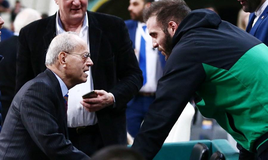 Θ. Γιαννακόπουλος: «Μεγάλος παίκτης ο ΜακΦάντεν, ευπρόσδεκτος στον Παναθηναϊκό»