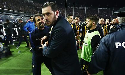 Καταγγελία της ΑΕΚ στον ποδοσφαιρικό εισαγγελέα για Τούμπα