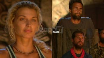Survivor: Υποψήφιοι προς αποχώρηση Σπυροπούλου, Δρυμωνάκος, Παπαργυρόπουλος!
