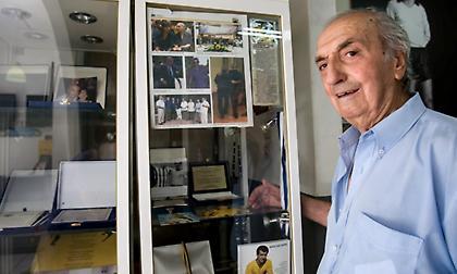 Χρόνια πολλά της ΑΕΚ στον Νεστορίδη