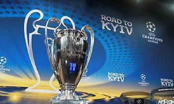Στοίχημα στην κλήρωση του Champions League: Νιώθεις τυχερός;