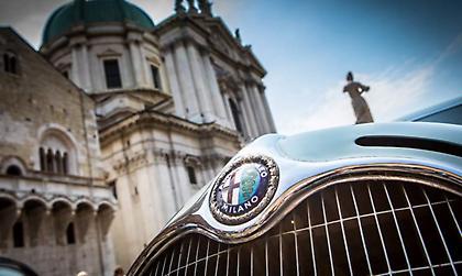 H Alfa Romeo γιορτάζει την 90η επέτειο της πρώτης νίκης στο Mille Miglia