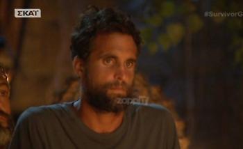 Survivor: Αποχώρησε ο Γιάννης Δρυμωνάκος!