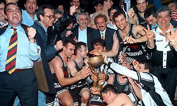 Όταν ο ΠΑΟΚ έγινε η πρώτη ελληνική ομάδα με δύο ευρωπαϊκά τρόπαια