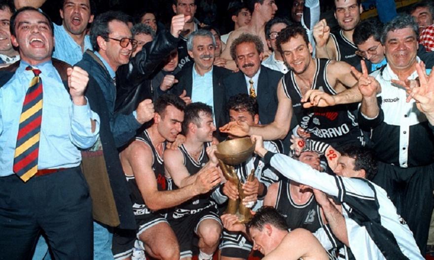 Όταν ο ΠΑΟΚ έγινε η πρώτη ελληνική ομάδα με δύο ευρωπαϊκά τρόπαια (pics/video)
