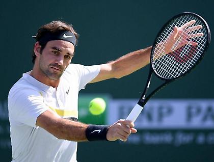 Συνεχίζει στο Indian Wells ο Φέντερερ!