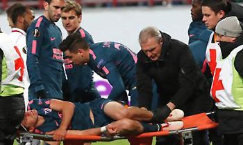Σοβαρός τραυματισμός για τον Φελίπε Λουίς - Χάνει το Μουντιάλ