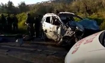 Ισραήλ: Αυτοκίνητο έπεσε στο πλήθος στην κατεχόμενη Δυτική Όχθη - 2 νεκροί