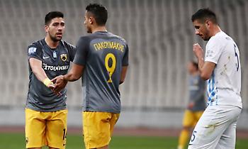 Ο Γιακουμάκης διπλασίασε τα γκολ της ΑΕΚ με τη Λαμία