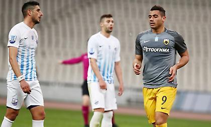 Κι άλλο γκολ ο Γιακουμάκης στο φιλικό της ΑΕΚ!