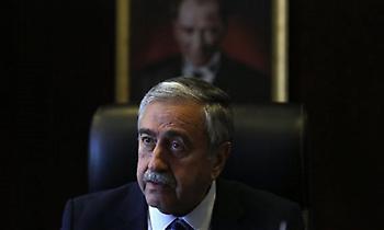 Για μαξιμαλισμό κατηγορεί του Ελληνοκύπριους ο Ακιντζί