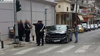 Τροχαίο ατύχημα στην Κοζάνη για βουλευτή του ΣΥΡΙΖΑ