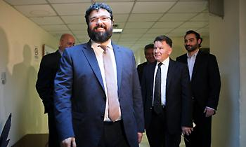 Βασιλειάδης: «Ποτέ δεν ζήτησε οριστική διακοπή ο πρόεδρος της ΕΠΟ»