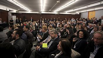 Κίνημα Αλλαγής: Θεματικές συζητήσεις, ψηφοφορία και ομιλία Γεννηματά