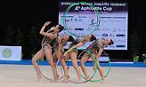 Ασημένιο μετάλλιο για το ελληνικό ανσάμπλ στο «Aphrodite Cup» (video)