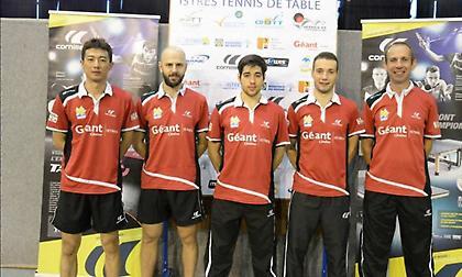 «Βαρύ» 0-3 για την Ιστρ του Παπαγεωργίου στον πρώτο ημιτελικό του E.T.T.U. Cup