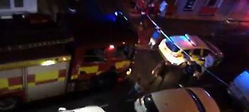 Χάος στο Κεντ: Εισέβαλε σε κλαμπ με ΙΧ επειδή δεν τον άφησαν να μπει -Αρκετοί τραυματίες (video)