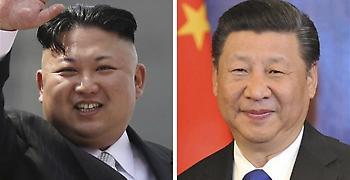 Ο Κιμ Γιονγκ Ουν συνεχάρη τον Κινέζο πρόεδρο για την επανεκλογή του