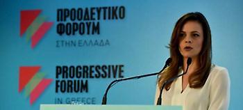 Αχτσιόγλου: Στόχος μας η αύξηση του κατώτατου μισθού-Θετική προσέγγιση από τους κοινωνικούς εταίρους