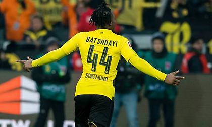 Δεν σταματιέται με τίποτα ο Μπατσουαγί: Κι άλλο γκολ με φοβερό τακουνάκι! (video)