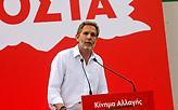 Επίθεση Γερουλάνου κατά «Κινήματος Αλλαγής»: «Ερμαφρόδιτο δημιούργημα για να επιβιώσει η ελίτ»