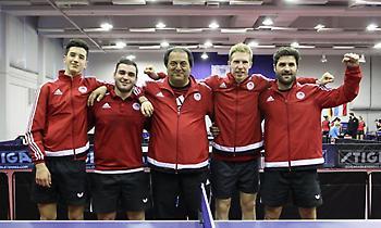 Πρωταθλητής Ελλάδας και στους άνδρες ο Ολυμπιακός
