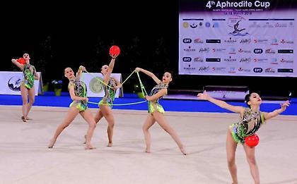 Τέσσερα ελληνικά μετάλλια στην τελευταία μέρα του «Aphrodite Cup»