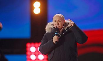Οι πρώτες δηλώσεις Πούτιν μετά την επανεκλογή του: Τι είπε για την κρίση με τη Βρετανία