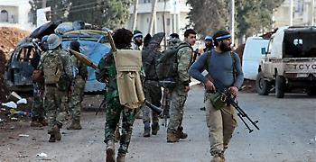 Σύμμαχοι των Τούρκων άρχισαν να λεηλατούν την Αφρίν μετά την κατάληψή της