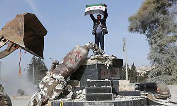Ο Ερντογάν πανηγυρίζει για το Αφρίν, οι Κούρδοι απαντούν: «Θα γίνουμε εφιάλτης σας»