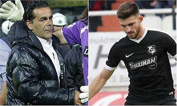 Λαμπράκης: «Χαρακτηριστικά μεγάλου γκολτζή ο Μάνος»