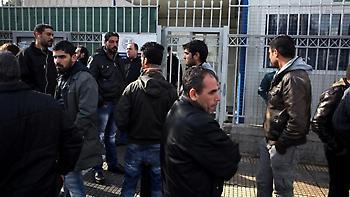 Συνεχίζεται η επίσχεση εργασίας στις υπηρεσίες ασύλου για τα δεδουλευμένα