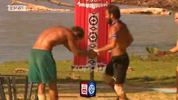 Survivor: Η απίστευτη κίνηση που έκανε ο Νάσος Παπαργυρόπουλος στον Κωνσταντίνο Τσεπάνη!
