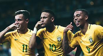 Διέρρευσε φωτογραφία από τη φανέλα της Βραζιλίας στο Μουντιάλ