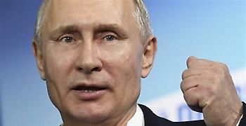 Κανένας δυτικός ηγέτης δεν έχει συγχαρεί τον Πούτιν για τη νίκη του